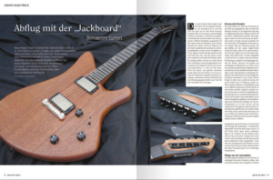 Grand Guitars Ausgabe Jan/Feb 2017